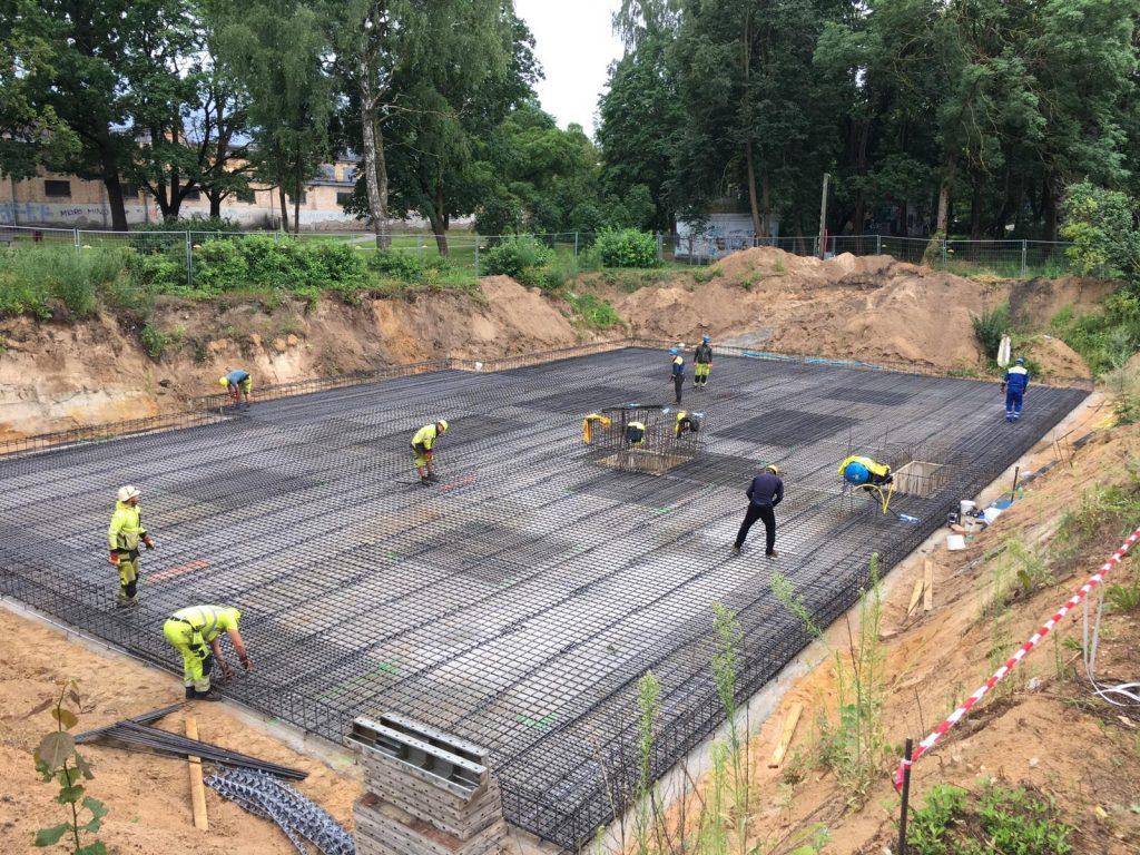 Insider updates on Bauskas development project