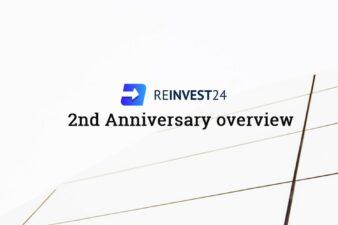 Reinvest24 2nd anniversary