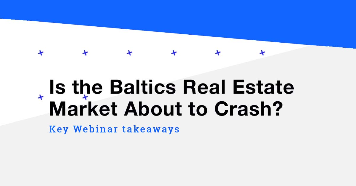 Baltic real estate overview takeaways