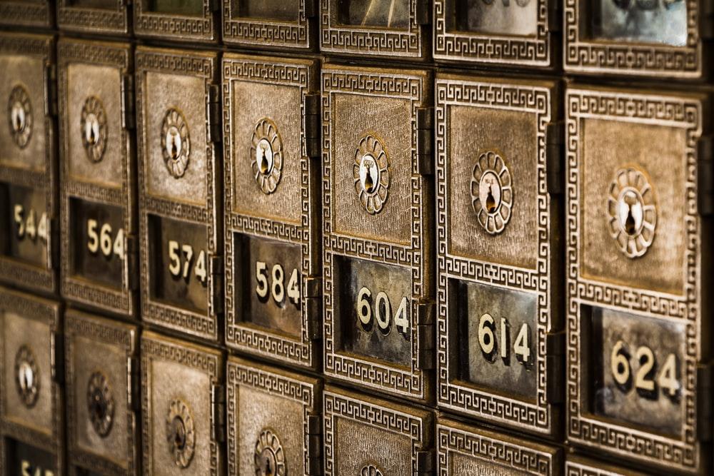 Bank deposit cases