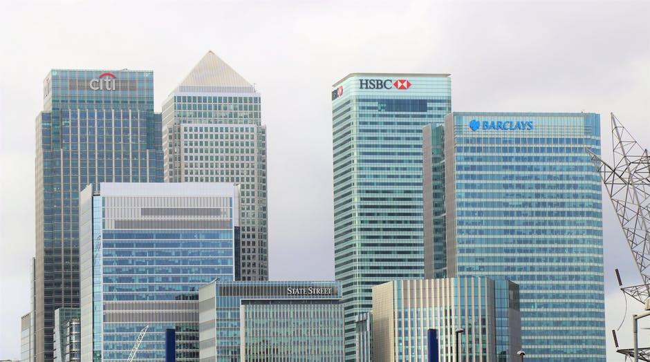 Banks landscape
