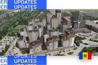 Metropolis 4D insider updates
