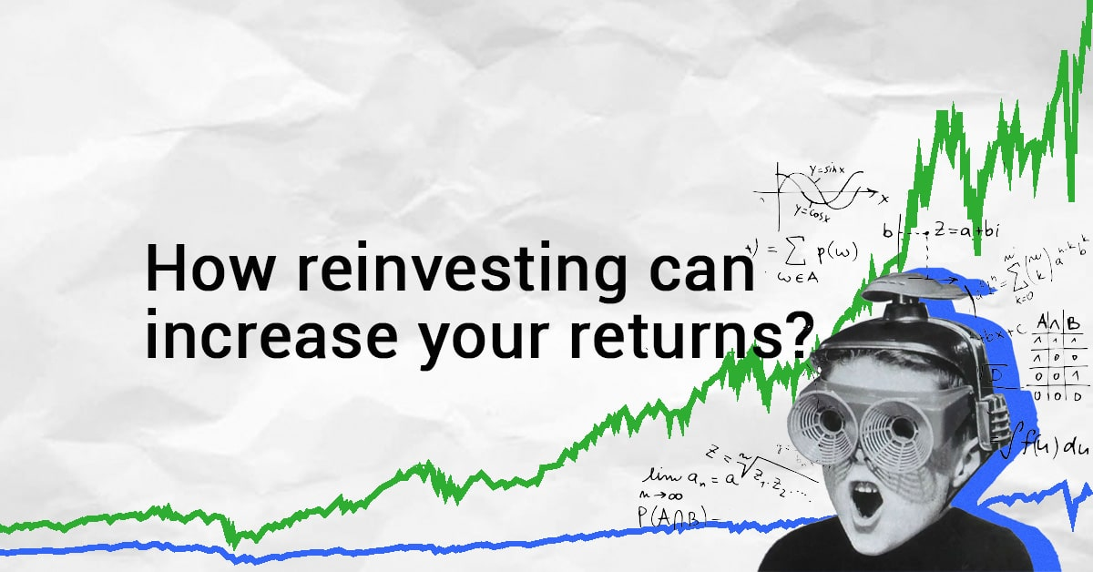 Increase returns by reinvesting at Reinvest24