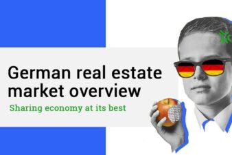 German real estate market overview