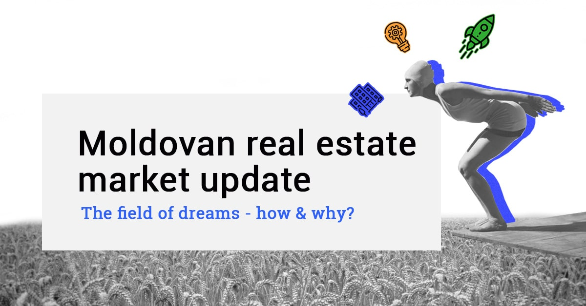 Moldova real estate market 2021