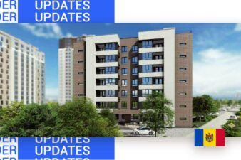Invest in Moldovan real estate - Metropolis 4A