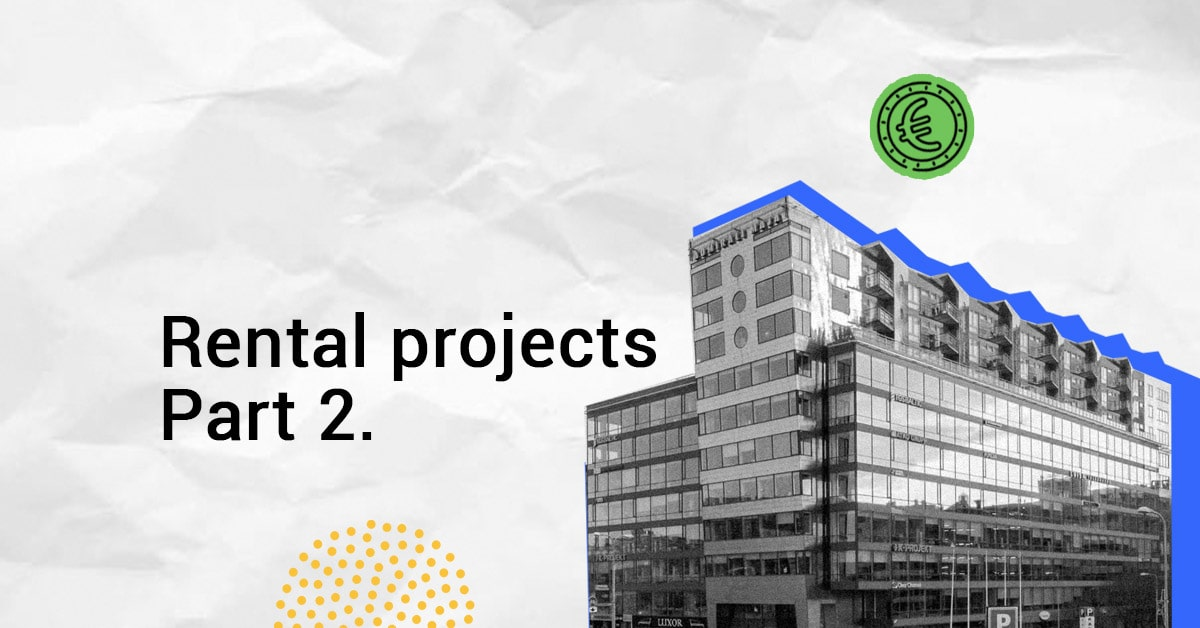 Rental projects investment